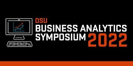 Business Analytics Symposium 2022 tickets