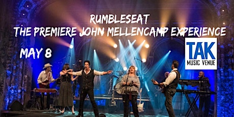 Rumbleseat, The Premier John Mellencamp Experience tickets