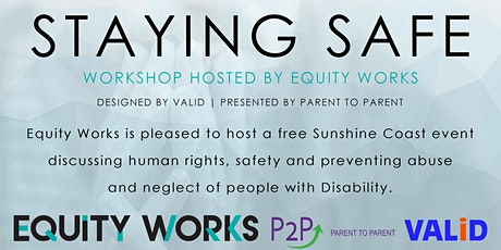 Staying Safe Workshop tickets