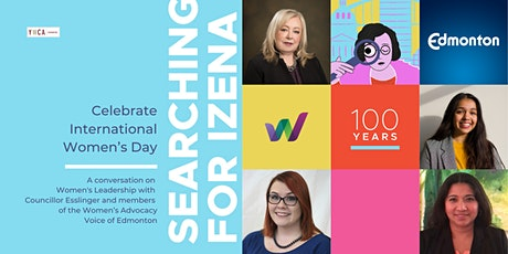 Celebrating International  Women's Day:A Conversation on Women's Leadership tickets