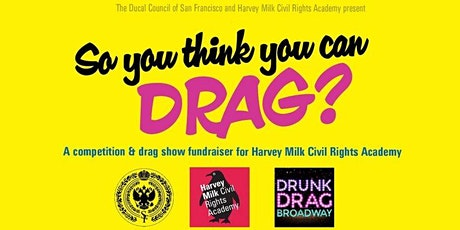 So You Think You Can Drag? tickets