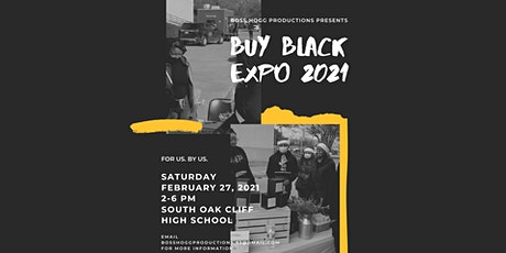 BHP Presents the Buy BLACK Expo tickets