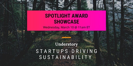 Startups Driving Sustainability - March Showcase tickets