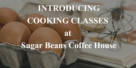 Cooking Classes Series: Ep#2 Basics of Boule Bread Making tickets