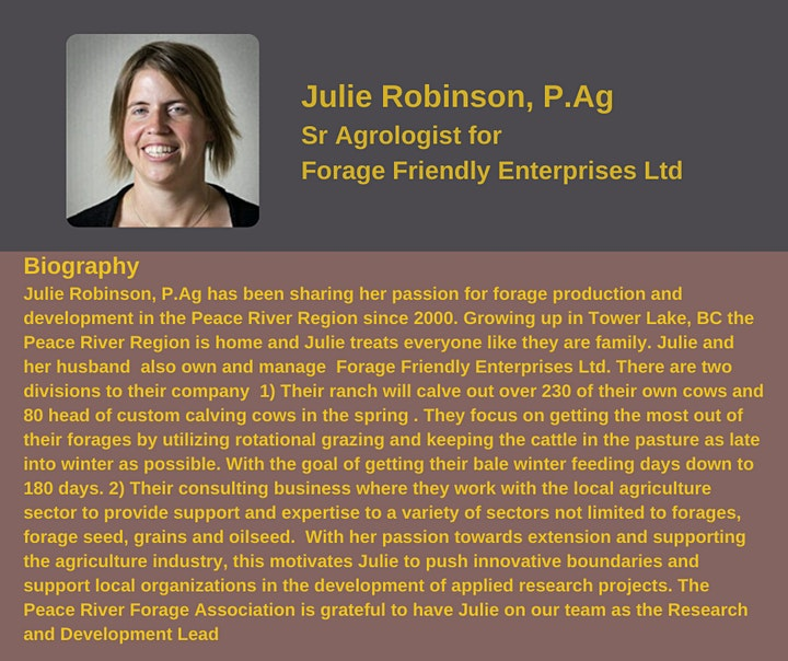 Is There A Silver Bullet To Eliminate Foxtail Barley? - with Julie Robinson image