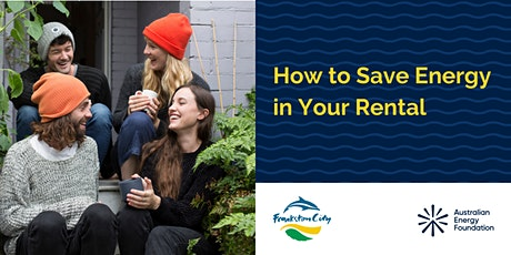 How to Save Energy in Your Rental Home - Webinar - Frankston City Council tickets