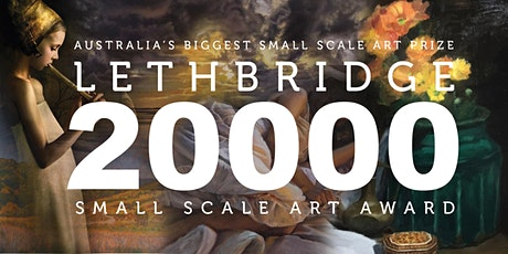Lethbridge 20000 Small Scale Art Award Opening tickets