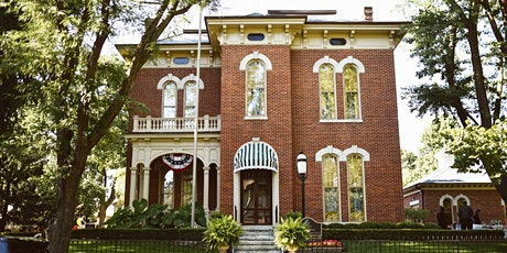 James Whitcomb  Riley Museum Home  Tour tickets