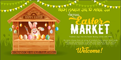 Easter Marketplace - Virtual Mall tickets