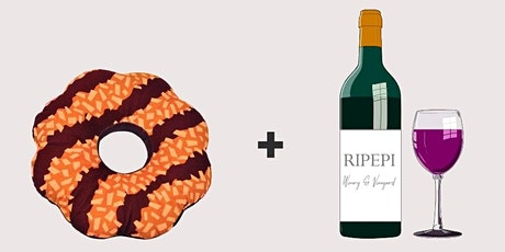Girl Scout Cookie and Ripepi Wine Pairing tickets