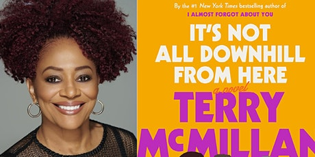 Writers LIVE! Terry McMillan tickets