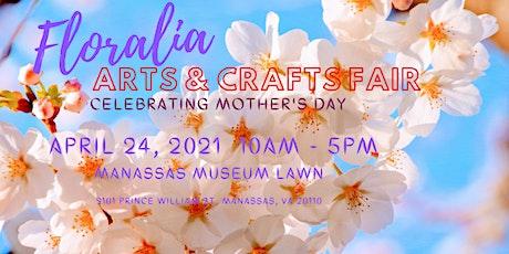 Floralia Arts & Crafts Spring Fair tickets
