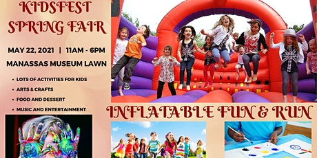 KidsFest Spring Fair at Manassas Museum tickets
