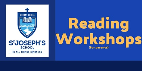 St Joseph's School, Murray Bridge - Parent Workshop tickets