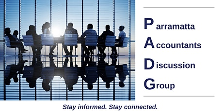 Parramatta Accountants Discussion Group (PADG) tickets