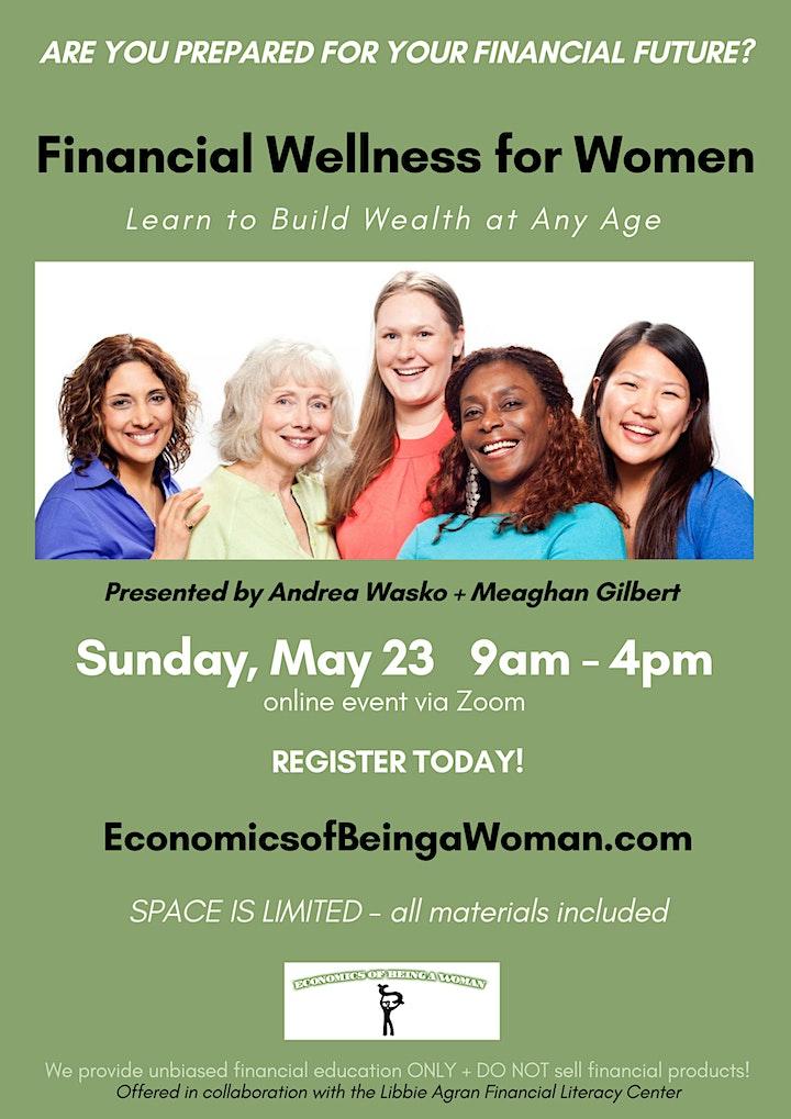 Financial Wellness for Women image