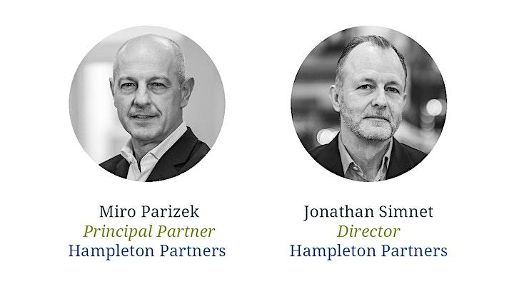 IT & Business Services M&A - Hampleton Partners Webinar image