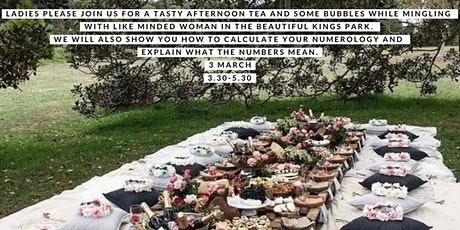 Ladies Afternoon Tea and Numerology Event tickets