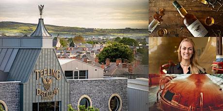 'The Magic of Irish Whiskey' Webinar w/ Curated Irish Whiskey Kit Tasting tickets