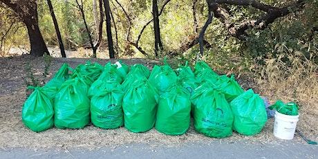 Clean and Green is Our Perfect Dream! -Trail Cleanup tickets