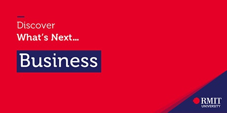 Discover What's Next: Business tickets
