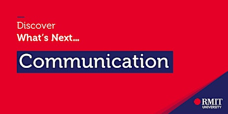 Discover What's Next: Communication tickets