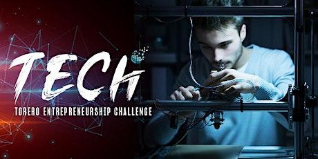 2021 Torero Entrepreneurship Challenge (TECh) tickets