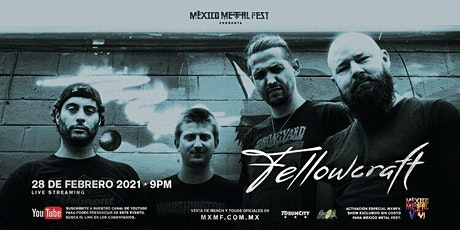 The Pocket Presents: Fellowcraft (A México Metal Fest Special Feature) tickets