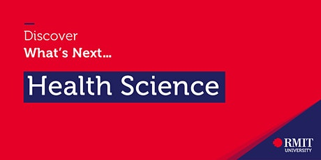 Discover What's Next: Health Sciences tickets
