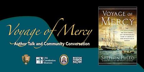 Voyage of Mercy: Virtual Author Talk & Community Conversation tickets