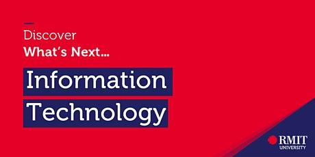 Discover What's Next: Information Technology tickets