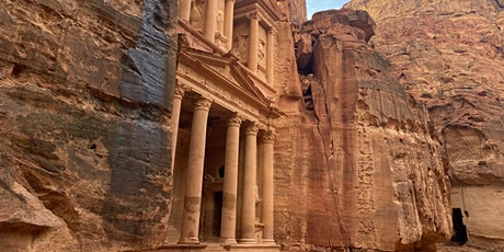 Virtual Guided Tour of Petra and Amman Jordan tickets
