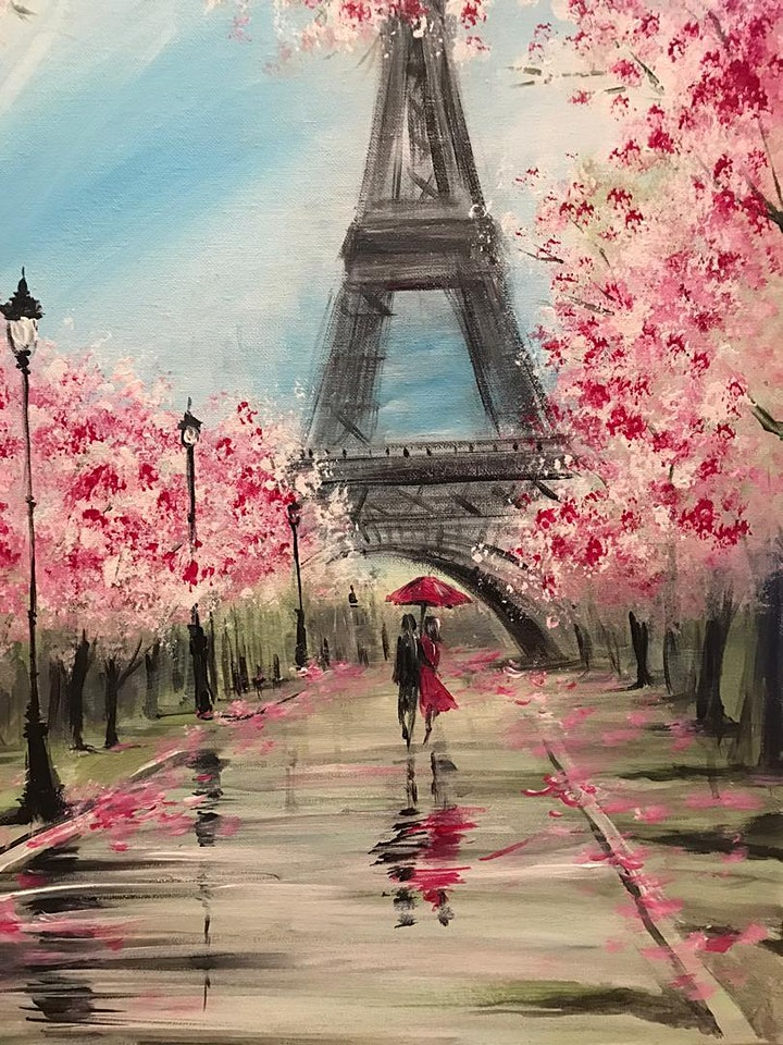 Chill & Paint Friday Night  Auck City Hotel  - PARIS! image