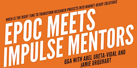 Discuss with Impulse mentors when it is the best time to join Impulse tickets