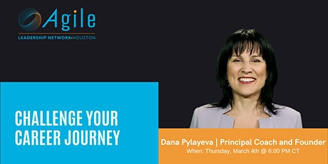 Challenge your career journey with Dana Pylayeva! tickets