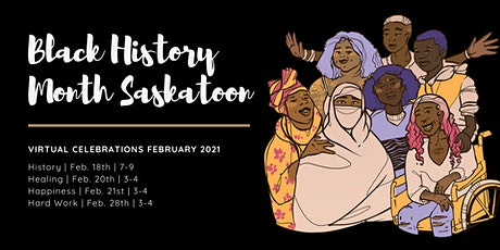 Black History Month YXE tickets