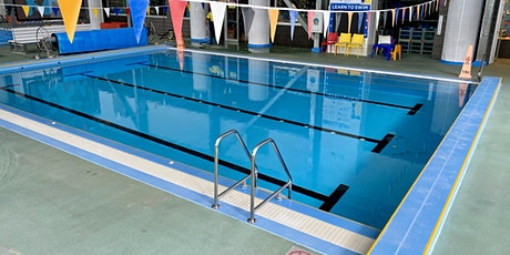 Murwillumbah Learning to Swim Pool Lane Booking From 27th of February 2021 tickets