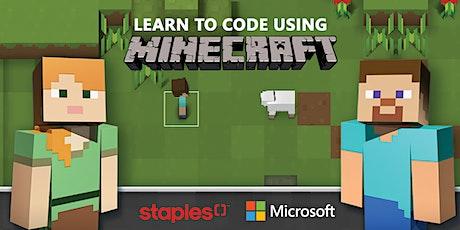 Hour of Code (Minecraft) tickets