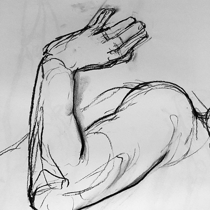 Life drawing—adult workshop image