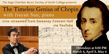 The Timeless Genius of Chopin Tickets