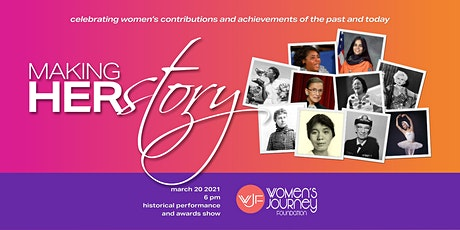 2021 Making HERstory-A Virtual Performance tickets