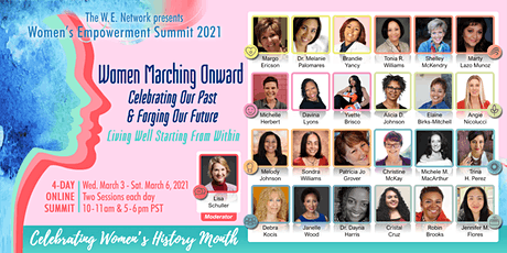 The W.E. Network Presents: Women's Empowerment Summit 2021 tickets