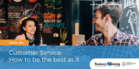 Customer Service: How to be the best at it tickets