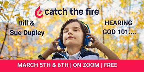 HEARING GOD 101.... ON ZOOM FREE EVENT tickets