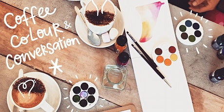 Coffee & Paint tickets