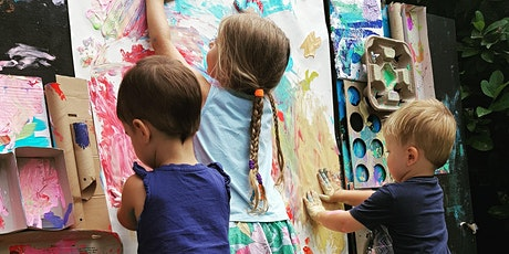 EASTER WEEK: The Messy Paint and Play tickets