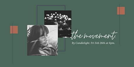 The Movement by Candlelight tickets