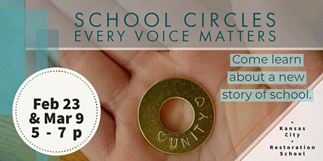 School Circles Film and Discussion hosted by KCRS Antiracism Committee tickets