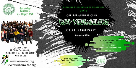 Rep Your Colors tickets