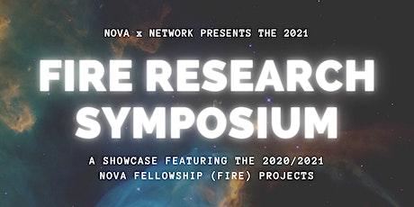 NOVA FIRE Symposium biglietti